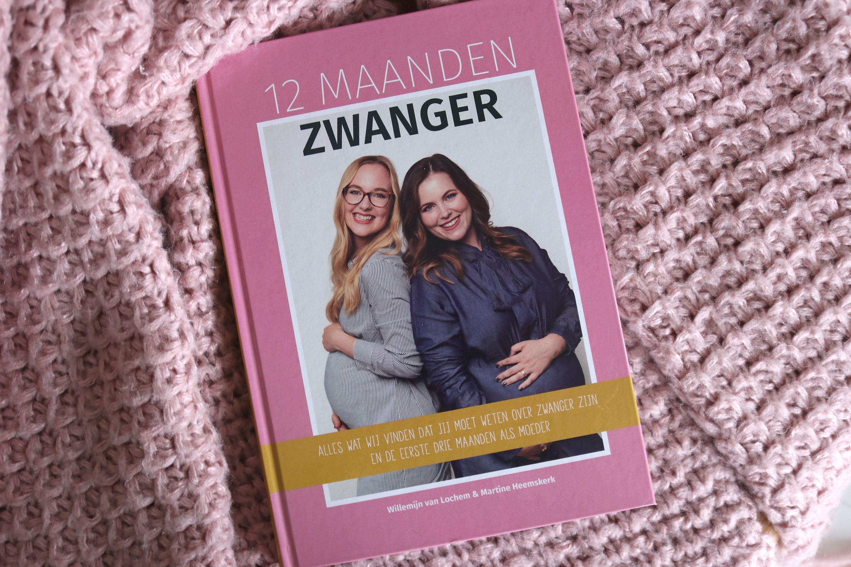 12 maanden zwanger, 12 maanden zwanger review, review 12 maanden zwanger, boek review, boek zwangerschap,