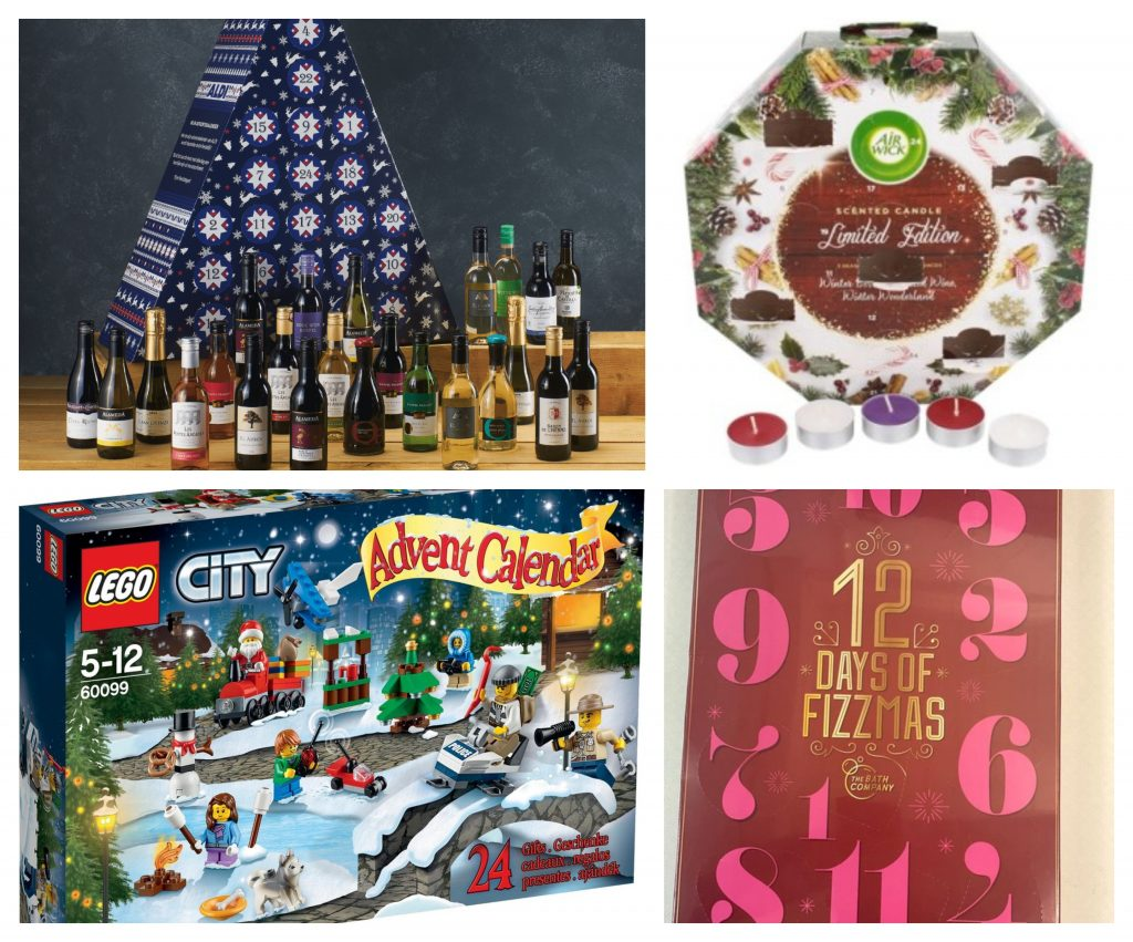 advent kalender, budget advent kalender, beste advent kalender,