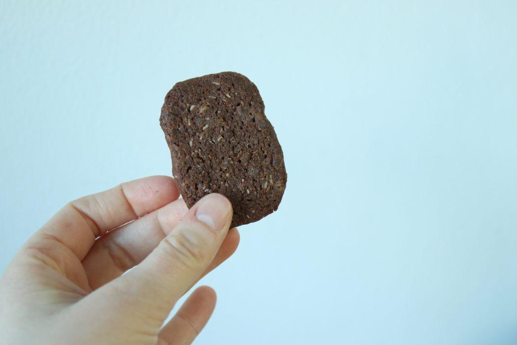 tussen 3, vegan koekjes, koekjes test, vegan koekjes proeven, koekje vegan,