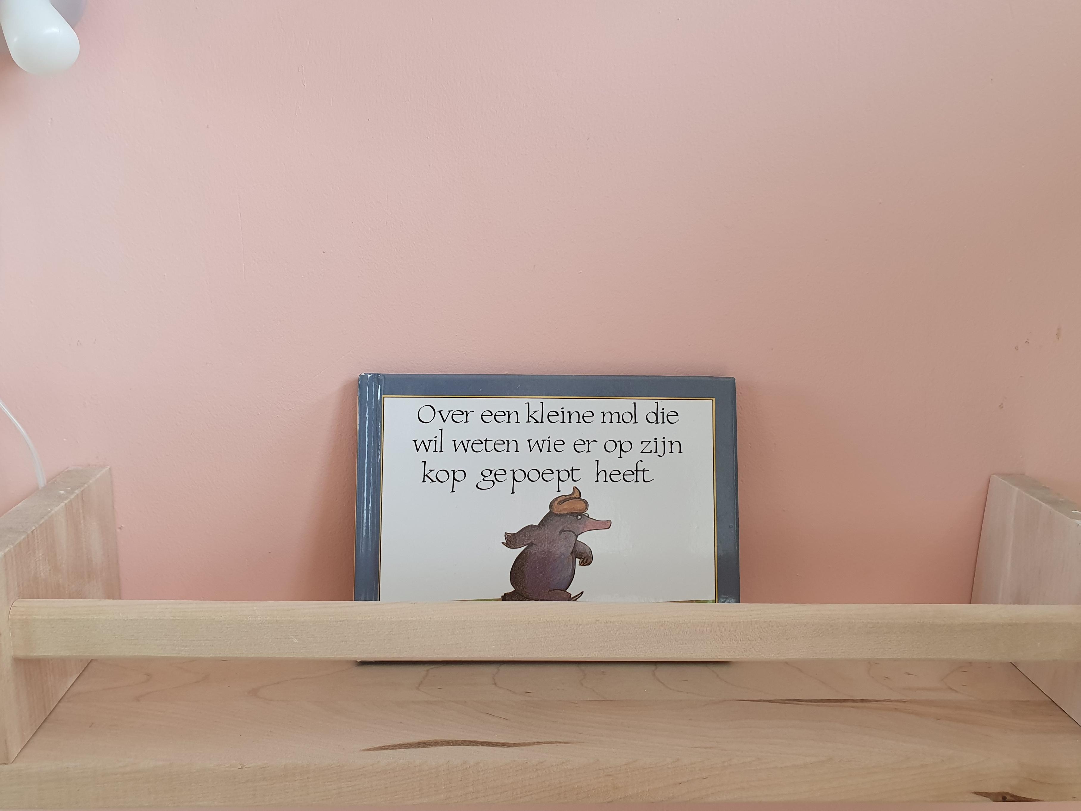 kinderboeken, kinderboek, de mol,
